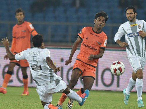 Dynamos, ATK in second stalemate