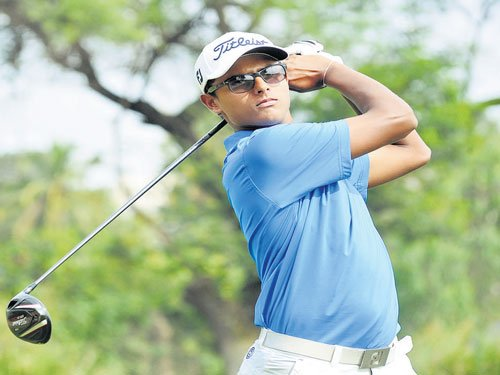 In-form Madappa sets the pace