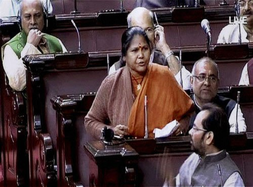 BJP's women MPs slam Opp for creating ruckus