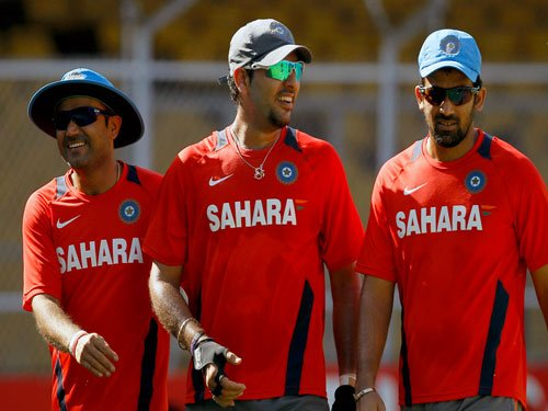 India leaves out 2011 heroes Yuvi, Viru from 2015 WC probables