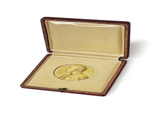 DNA biologist James Watson's Nobel medal sells for USD 4.7m