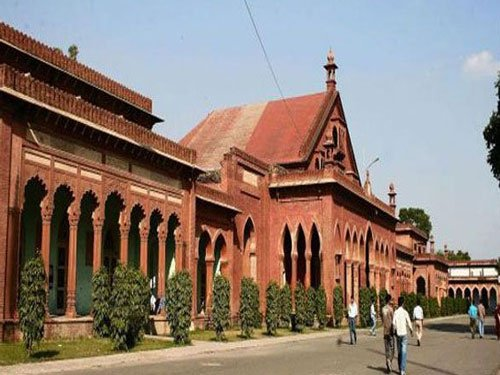 AMU allows girls to use library