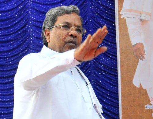BJP doesn't believe in democratic process: CM