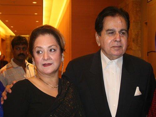 Dilip Kumar in hospital for pneumonia