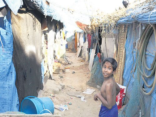 Rise of the neo-slums