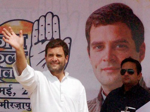 Rahul focuses on J&K during Jharkhand campaign