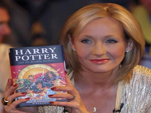 J.K. Rowling to release 12 new Harry Potter surprises