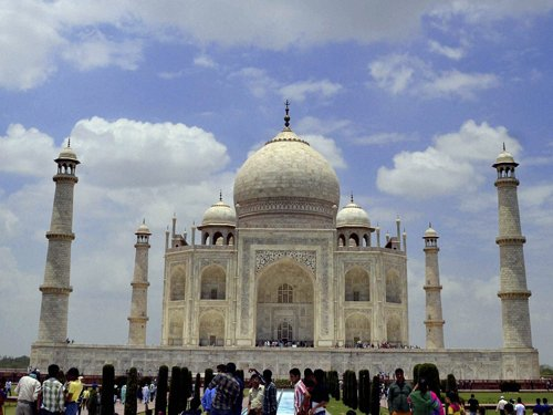 Taj Mahal part of ancient temple, claims UP BJP chief