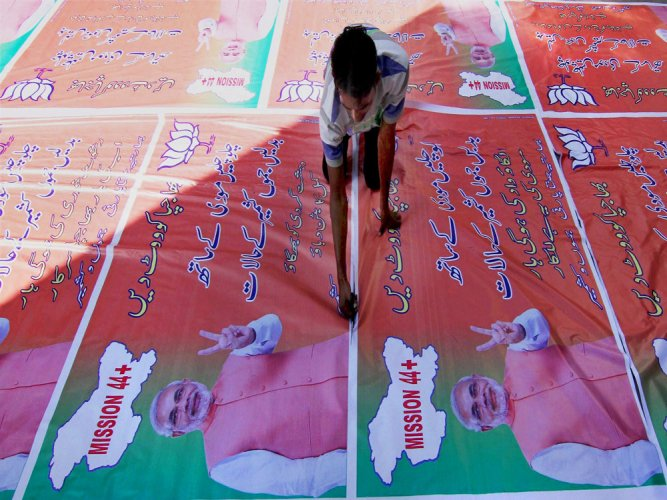 J-K polls: Campaigning for 3rd phase ends
