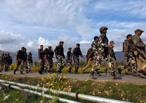 Indian, Chinese army meet for peace along LAC