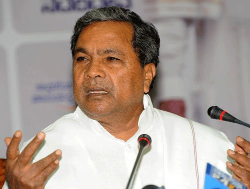 Siddu opposes converting plan panel into think tank