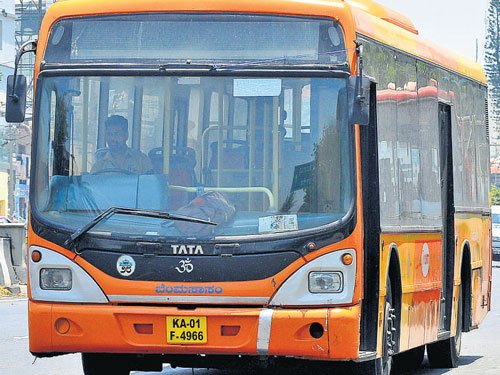 Junk fuel-guzzler buses, buy more of same brand