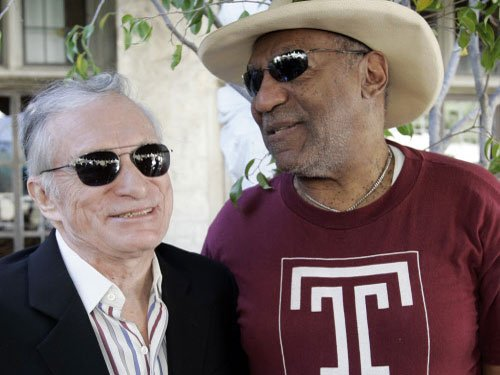 It is saddening: Hugh Hefner on Cosby sexual abuse allegations