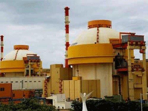 Power generation begins at Kudankulam