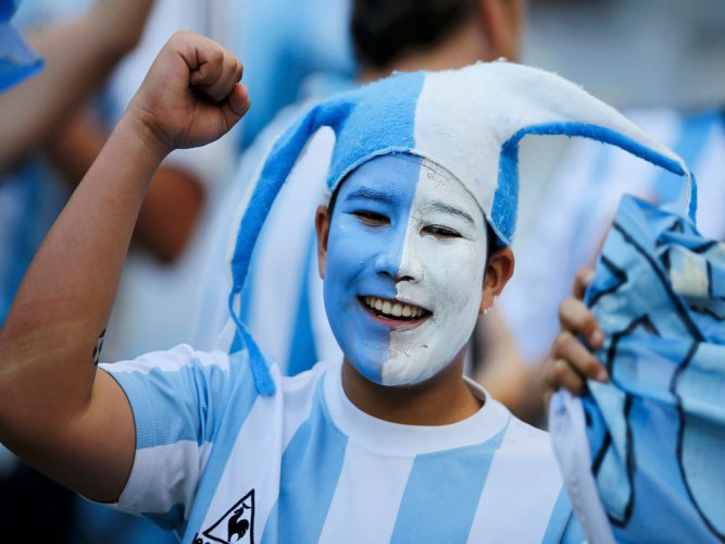 Impressive Argentina stun Germany 3-0 in Champions Trophy