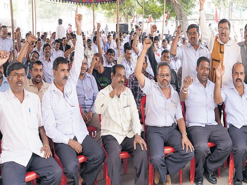 Strike settled, machines clank once again at Bosch