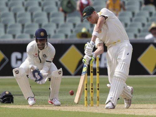 Clarke, Smith tons prop Australia to mammoth score