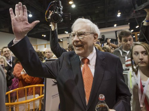 Warren Buffet made the largest donation of 2014: Wealth-X