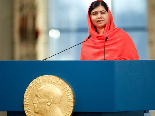 Indian and Pakistani can come together for child rights:Malala