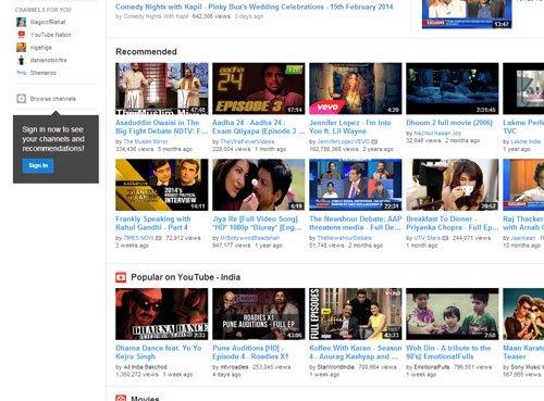 Now, watch Youtube videos offline