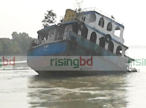 Bangladesh salvages oil-leaking sunken tanker in Sundarbans