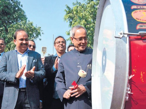 When SBI chairman gave Rs 9 cr