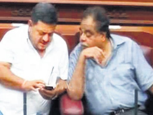 Sleaze factor plunges legislature to new low