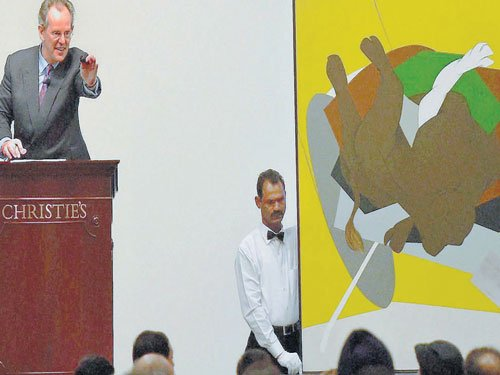 Mehta art fetches record Rs 17 cr