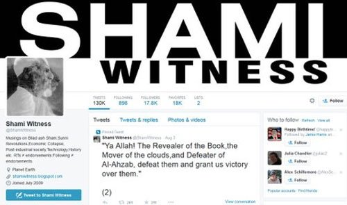 Exposed: Pro-ISIS Twitter account was run by a Bangalorean