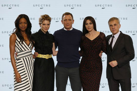 'Spectre' to be the most expensive movie?