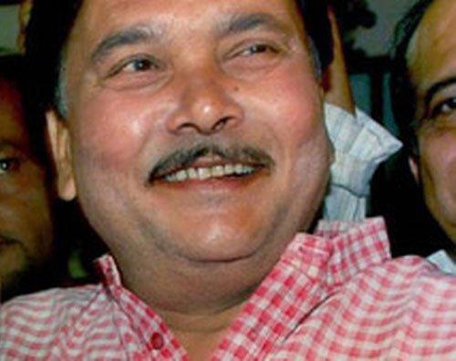 Saradha scam: CBI arrests Bengal minister Madan Mitra