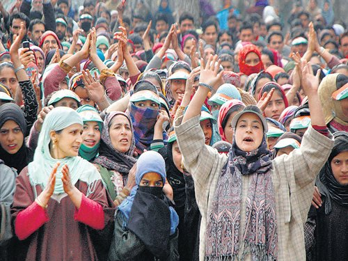 Campaigning for 4th phase ends in J&K