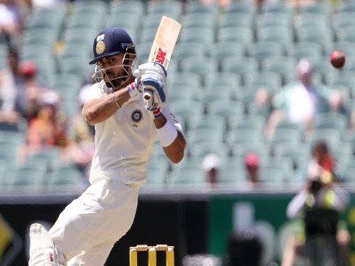 Kohli stands tall but India slump to defeat against Australia