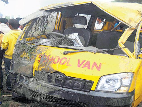 Masaipet people yet to learn lessons from school van tragedy