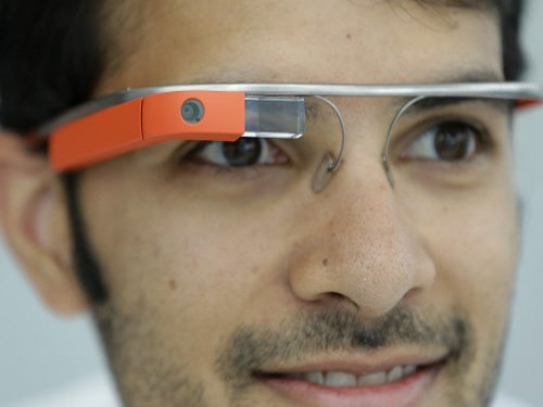 Google Glass to enter space station next week