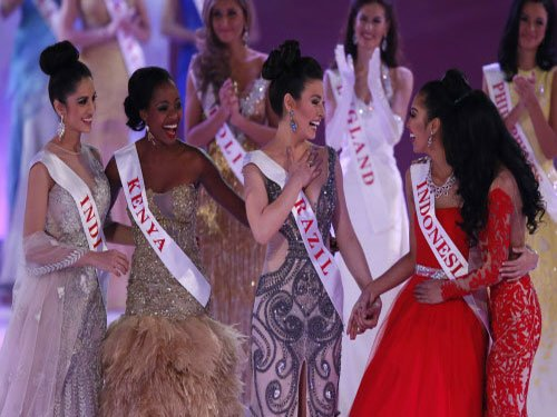 India's Koyal Rana out of Miss World race