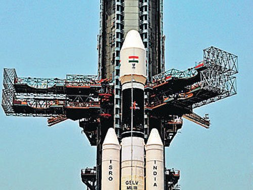 Isro to send GSLV Mark III into space on Thursday