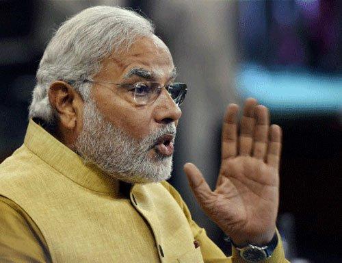 PM Modi talks tough, cautions BJP MPs not to cross 'Laxman Rekha'