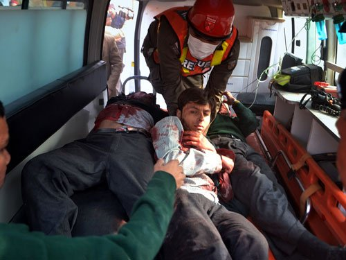 Peshawar school students give first hand account of terror attack