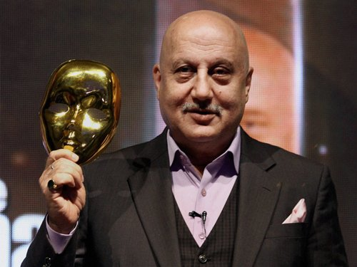 Would like to play iconic role of Mogambo: Anupam Kher