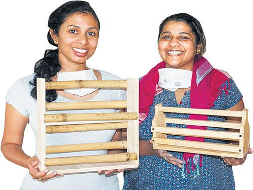 'Carpentry takes away  a lot of stress'