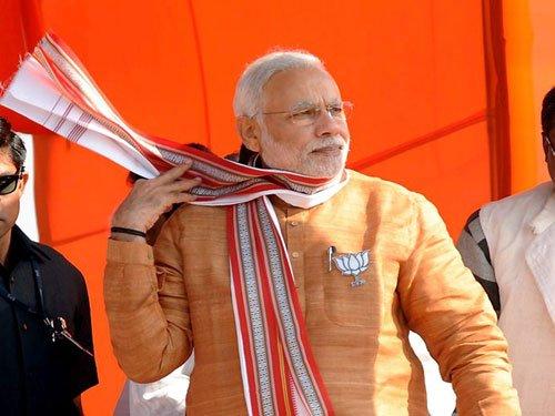 Modi plays regional card in Jammu