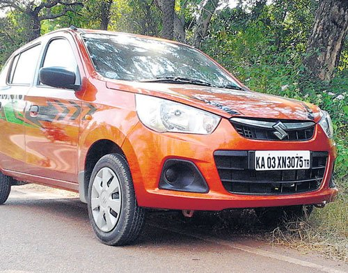 The Alto K10 redefines the concept of a makeover