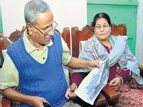 Celebrations at home on Bengali techie's release
