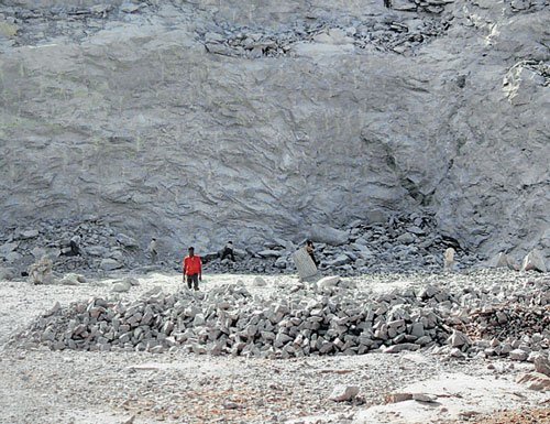 Pay fine, get land converted for quarrying minor minerals