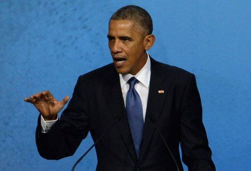 Obama condemns 'horrific' attack