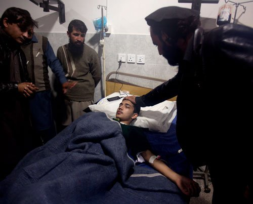 Most of Peshawar victims shot in the head