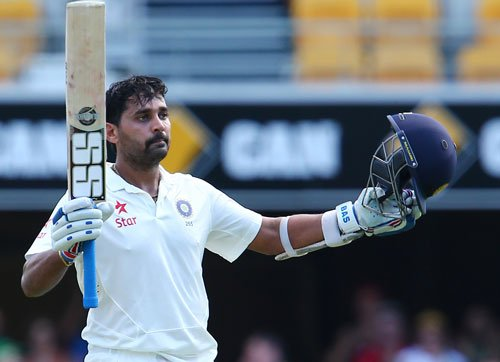 Vijay credits his feat against Aussies to past Indian greats