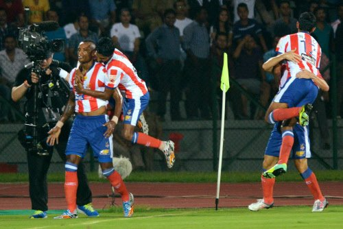 ATK prevail over FC Goa in tie-breaker to advance to final