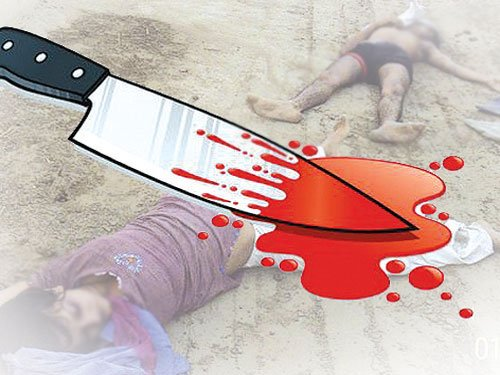 Woman hacks sleeping hubby to death, ends life